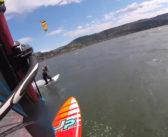 Windsurfing vs. Kiting – Fun is fun!