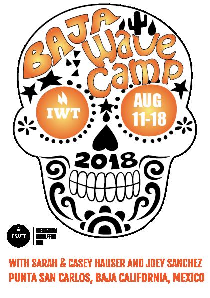IWT Baja Wave Camp